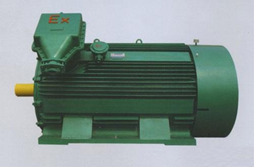 YB2系列高压隔爆型三相异步电动机-6KV